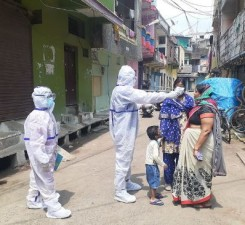 Madhya Pradesh: This area becomes corona hotspot in Bhopal