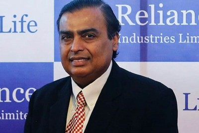 Government can afford to run our country for 20 days with Mukesh Ambani's wealth