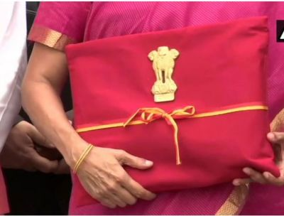 Budget 2019: Nirmala Sitharaman's Changed Practices, Will Bring Budget In Red Velvet Dresses