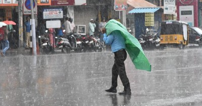 Weather changes in Delhi, rain may continue for several days