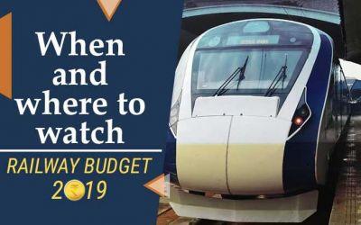 Budget 2019: Railways can offer new amendments in the Nirmala Budget!