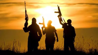 8 trained terrorists enter in India, planning major terror attack