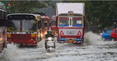 Warning of heavy rains in Delhi-Mumbai, flood-like conditions in Gujarat