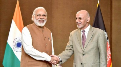India came in support of Afghanistan's peace process