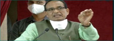 Jabalpur: CM Shivraj said in front of the students- couldn't sleep for 7 days