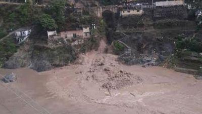 Met Office Cloudburst in Uttarakhand, department  issues alert