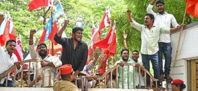 Telangana: Student unions announce strike to curb arbitrary school and college!