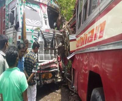 Dozens of workers succumbs to terrible accident