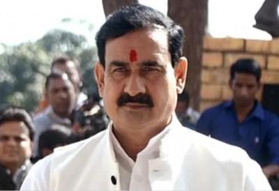 Madhya Pradesh red alert issued, Home Minister Narottam Mishra directs DGP