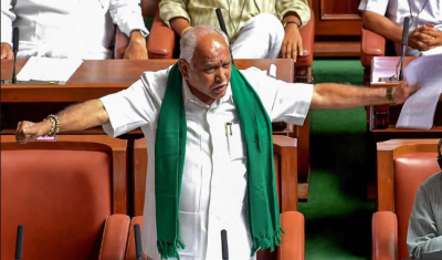 In Karnataka, the battle is now face-to-face, Yeddyurappa ready for a strength showcasing