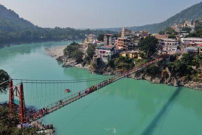 96-year-old Laxman bridge on  river Ganga is closed