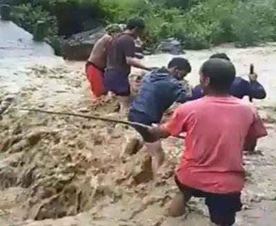 Highest rainfall increases Uttarakhand's problems, endangered lives