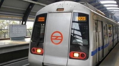 Delhi Metro's Magenta line halts, passengers stranded for long