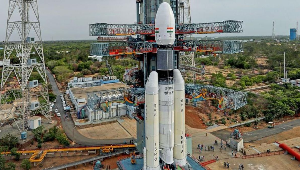 ISRO put Launch  of Chandrayaan-2 on hold due to technical