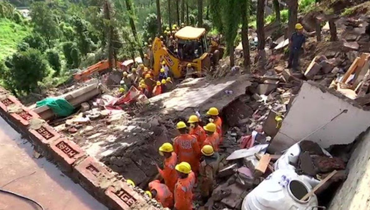 Himachal Pradesh: Death toll in Solan tragedy rises to 13, more bodies can be