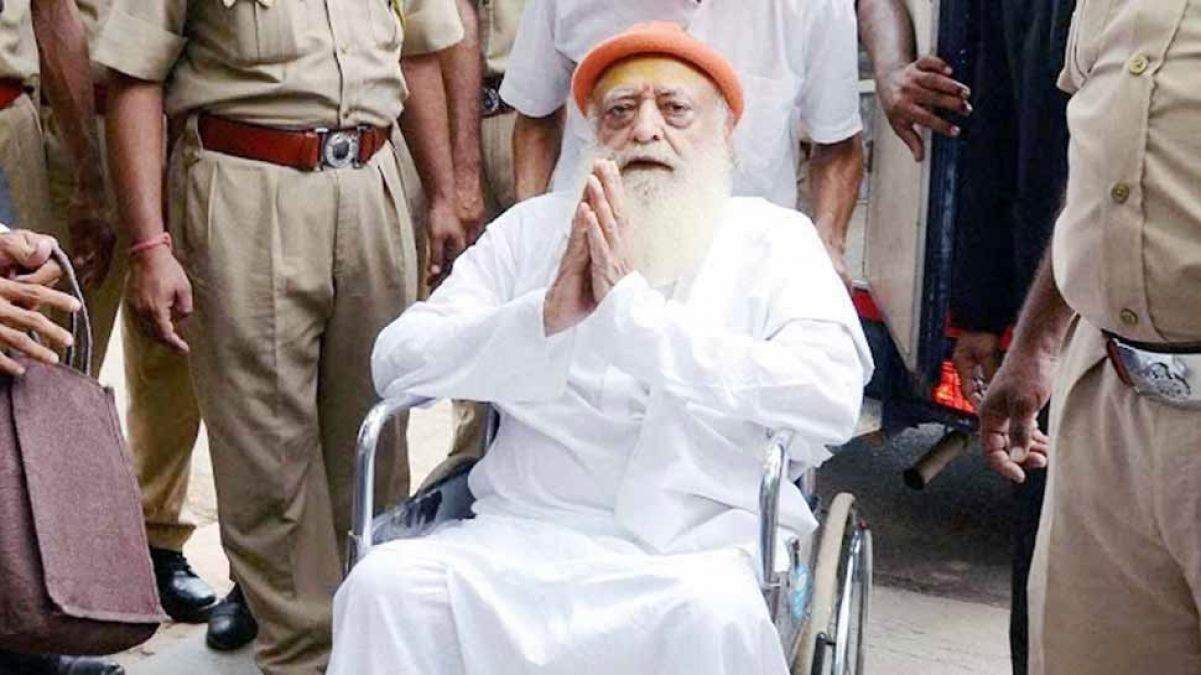 Major setback to Asaram from Supreme court, Supreme Court rejects bail plea