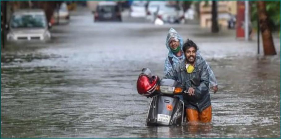 देश के इन राज्यों में हो सकती है भारी बारिश, कई जिलों में जारी हुआ रेड अलर्ट