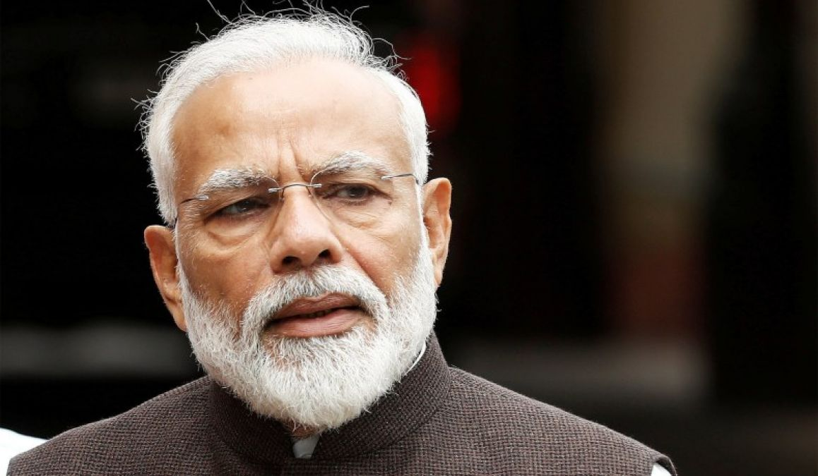 PM Modi expresses grief over Mumbai Building collapsed tragedy, 12 people
