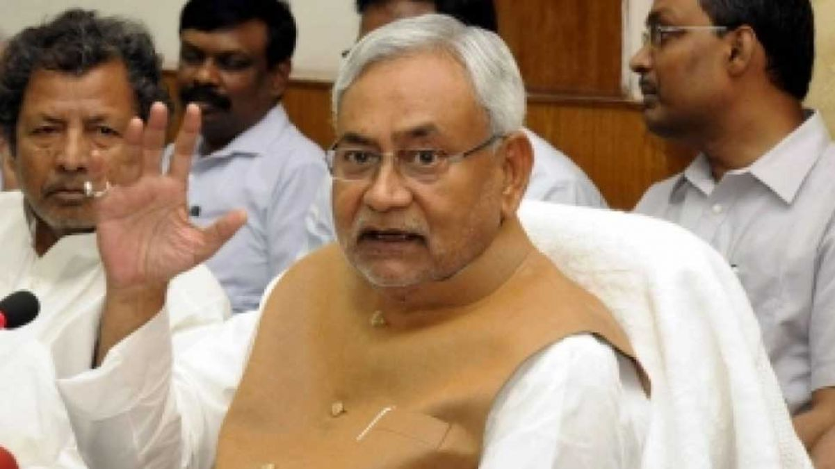 Nitish Kumar opens government treasury for flood victims, announces big announcement in