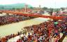 Guru Purnima: Kanwar Yatra started with the chant of 'Har-Har Mahadev', huge crowd in Haridwar