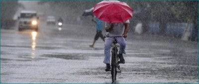 Delhi Weather: MET department issues orange alert due to heavy rain on Sunday