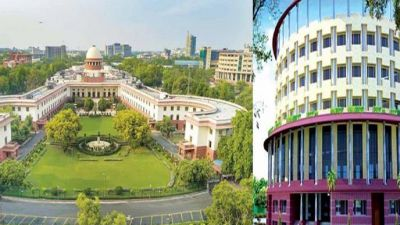 Supreme Court to get 885 crore new building Tomorrow, President Kovind  inaugurate