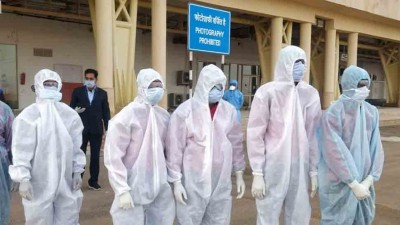 Corona explosion in Bhopal, 135 new positive cases reported in a single day