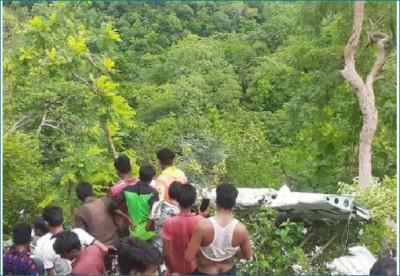 Maharashtra: Aircraft crashes in Jalgaon, flight instructor died!