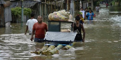 Assam floods affected the lives of 40 lakh people, death toll increased