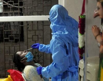 Corona breaks record again in Madhya Pradesh, number of patients crosses 20 thousand