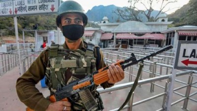 Corona wreaking havoc on paramilitary forces, CRPF still has 1100 active cases