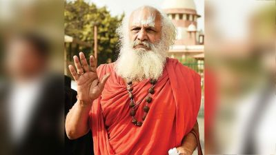 Mahant Dharmdas's statement on matter of arbitration in Ayodhya issue
