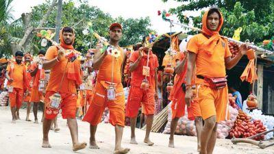 Administration alert for Kanwar Yatra, monitoring 144 'third eyes'