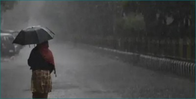 IMD issues yellow alert of heavy rainfall for 11 MP districts