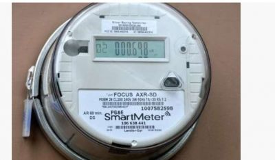 Your electric meter will change soon, have to recharge for the electricity