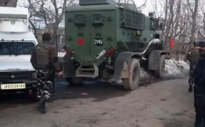 Security forces achieve major breakthrough in J&K, two terrorists killed
