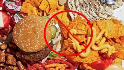 Junk food will no longer be available in any school in Maharashtra, government released guidelines