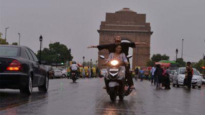 Light rain to hit Delhi today, heavy rain is predicted in Uttarakhand
