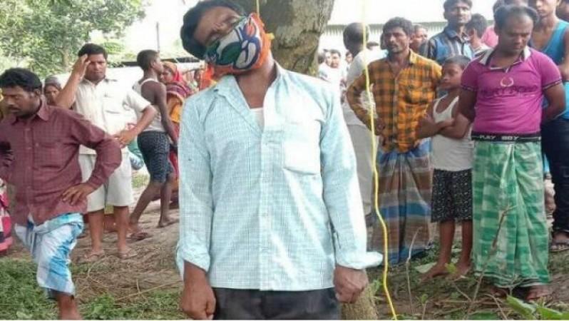 बंगाल में एक और भाजपा कार्यकर्ता का कत्ल, बीते 6 माह में मारे जा चुके हैं 162 पार्टी वर्कर