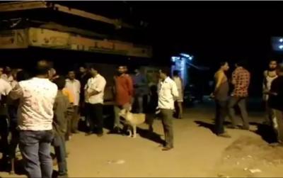 BJP leader shot dead near police station