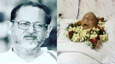Jharkhand: Former Loksabha MP AK Roy passes away