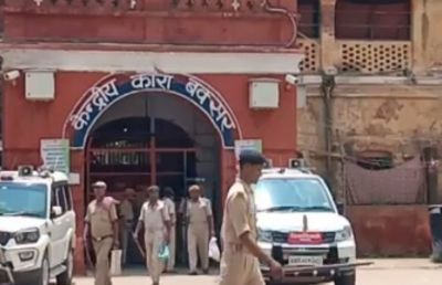 Ganja and cash found during raids in Buxar jail, several SIM cards also recovered
