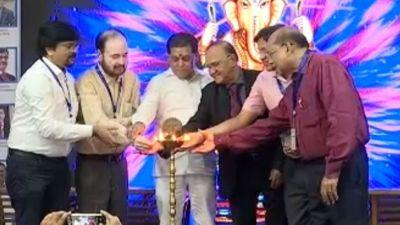 ISMSICS Seminar discusses cataracts, Minister Neeraj Kumar also present
