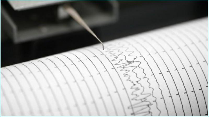 आज फिर भूकंप के झटकों से कांपा बीकानेर, 4.8 मापी गई तीव्रता