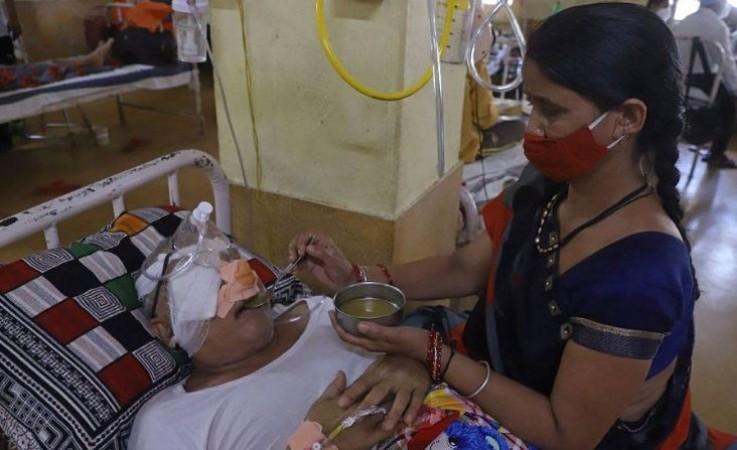 दिल्ली में ब्लैक फंगस से 250+ मौतें, 900 से अधिक मरीजों की हालत नाज़ुक