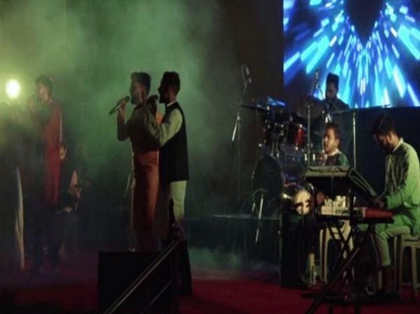 शुरू हुआ कारगिल विजय दिवस समारोह, शहीदों की याद में हुई संगीत संध्या