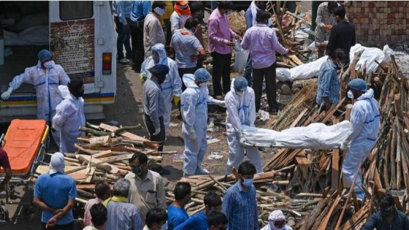 'भारत में कोरोना संक्रमण से हुईं 49 लाख लोगों की मौत', नई रिपोर्ट ने चौंकाया