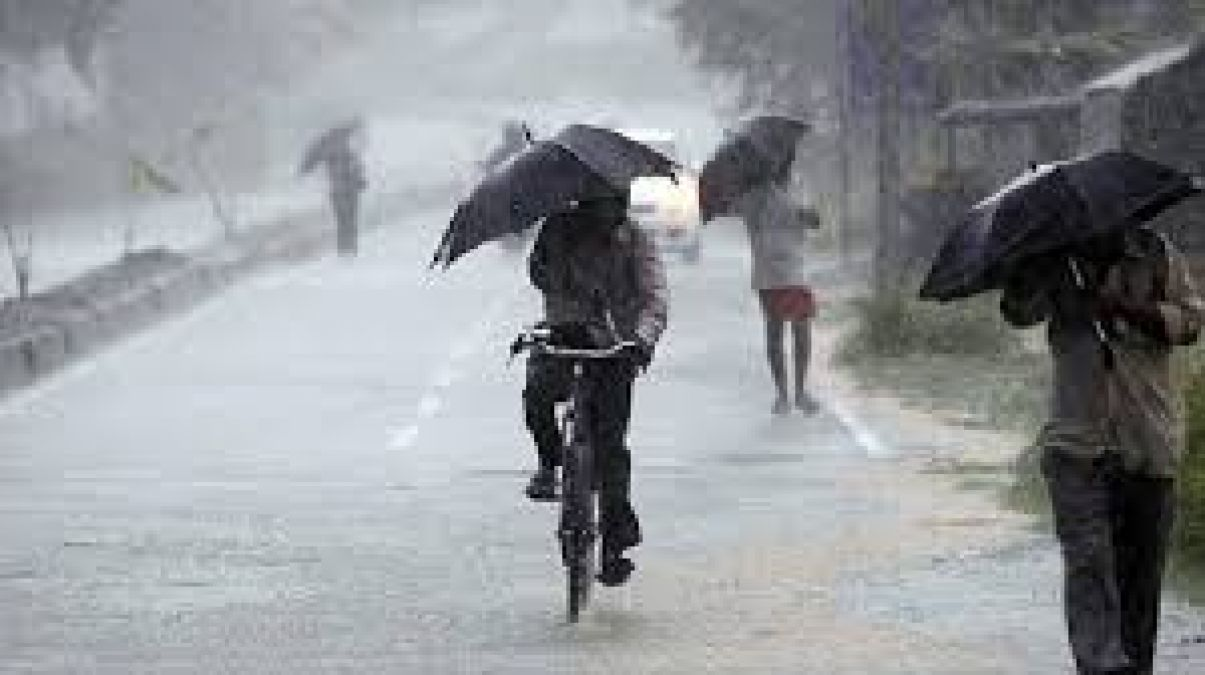 Bihar: Met department predicts rain for next two days