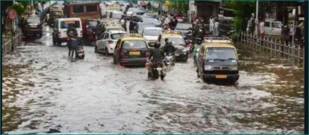 पानी-पानी हो गया महाराष्ट्र, आज इन जिलों में हो सकती है जोरदार बारिश