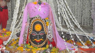 VIDEO: Sawsan's First Monday Today, Watch aarti of Baba Mahakal of Ujjain here